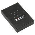 Originální ZIPPO zapalovač 21006 Brushed Chrome s vlastním textem