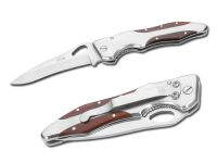 Otevírací nůž s gravírováním